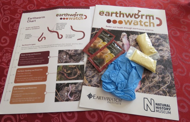 earth worm watch pack