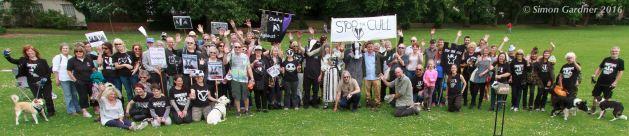 Simon group photo
