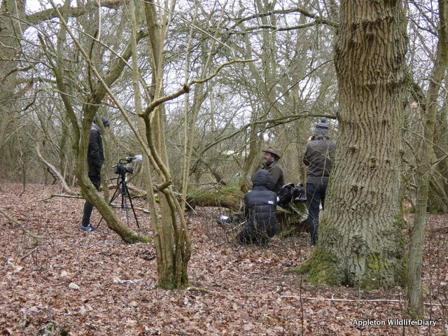Filming with People's Countryside TV