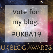 Vote for my blog