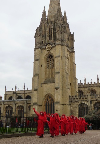Red Rebels by The Radcliffe camera
