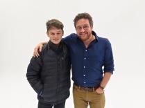 Ben Garrod and me