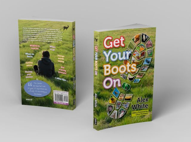Get Your Boots On - Cover